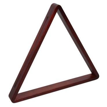 """Треугольник """"Венеция"""" дуб махагон 68 мм"""